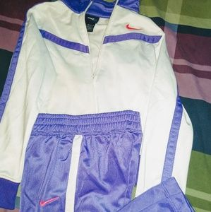 Girls Nike 2 piece